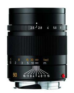 เลนส์ (9มม., สีดำ) รุ่น SUMMARIT-M 11646