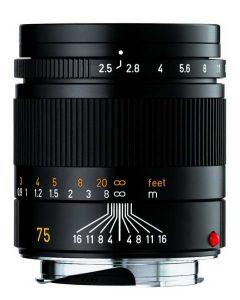 เลนส์  (75มม. , สีดำ) รุ่น SUMMARIT-M 11645