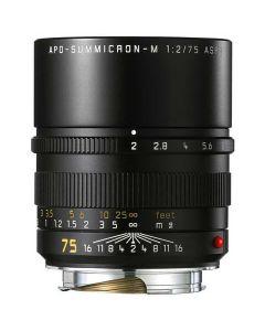 เลนส์ (75มม., สีดำ) รุ่น APO-SUMMICR 11637