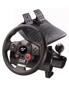 พวงมาลัยเล่นเกมส์ รุ่น Driving Force GT LG-503