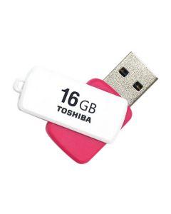 แฟลชไดร์ฟ  DUO (16GB , สีชมพู)  รุ่น  PA5231L-1MAP