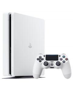เกมคอนโซล PS4 Slim (1TB, สีขาว) รุ่น CUH-2006B B02
