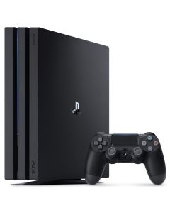เกมคอนโซล PS4 Slim Pro (1TB, สีดำ) รุ่น CUH-7006B B01