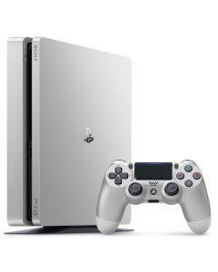 เกมคอนโซล PS4 Slim (500GB,สีเงิน) รุ่น CUH-2006A B04