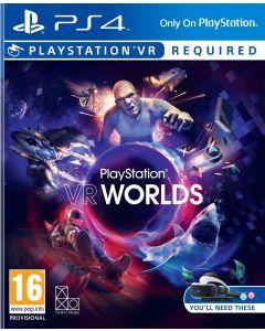 เกมPS4G PLAYSTATION VR WORLDS R3EN  PCAS-00072