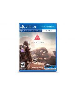 เกม PS4G FARPOINT VR R3EN  PCAS-00091E