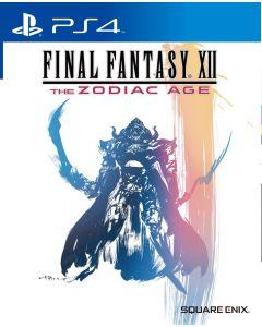 เกม PS4G FINAL FANTASY XII THE ZODIAC AGE R3EN  PCAS-05007