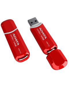 แฟลชไดร์ USB 3.0 (64GB, สีแดง) รุ่น AUV150-64G-RRD