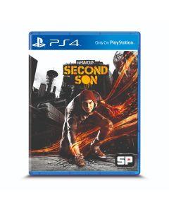 เกมส์ Infamous Second Son R3EN รุ่น PCAS-00003