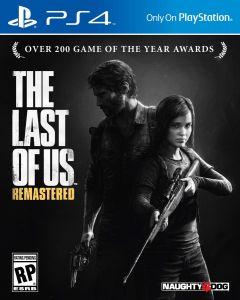 เกม PS4 The Last of Us™ Remastered R3EN รุ่น PCAS-02004