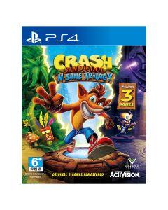 เกม PS4 Crash Bandicoot N. Sane Trilogy R3EN รุ่น PCAS-00096