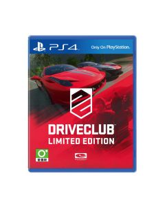 เกม PS4 DriveClub R3EN รุ่น PCAS-00001