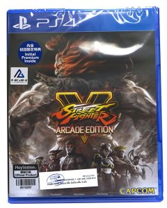 เกม PS4 Street Fighter V Arcade Edition R3EN PCAS-05053