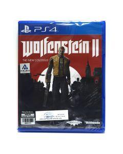 เกม PS4 Wolfenstein II The New Colossus R3EN PCAS-05031