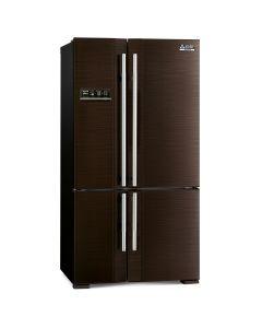 ตู้เย็น 4 ประตู (22.4คิว, 635ลิตร, สีน้ำตาล) รุ่น MR-L70EM-BRW