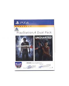 เกม PS4 Dual Pack Uncharted Double Pack R3 รุ่น ASIA-00319