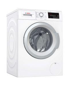 เครื่องซักผ้าฝาหน้า (9 กก.) รุ่น WAT28360TH+ขาตั้ง