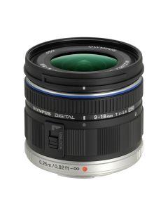 เลนส์ (9-18mm, F4.0-5.6, สีดำ) รุ่น EZ-M 9-18 F4-5.6