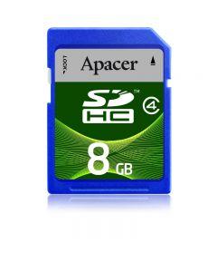 เมมโมรี่การ์ด Apacer รุ่น CLASS4 ขนาดความจุ 8GB