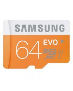 64GB MICROSD CARD SAMSUNG EVO SSG-MB-MP64DA/APC C10