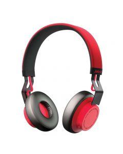 หูฟังไร้สาย  รุ่น MOVE   สีแดง