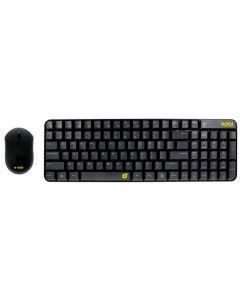 Nobi Wireless Keyboard & Mouse Wireless NK05