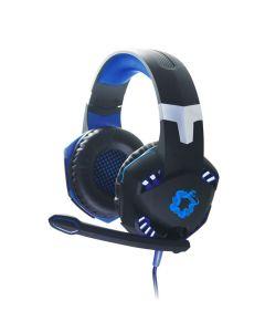 Pentagonz Gaming Headset (Black) Lykaios 7.1