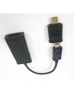 สายสัญญาณ Micro USB to HDMI  รุ่น MOCHA HD-SET01