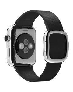 สายนาฬิกา Modern Buckle (38 มม.,ไซส์กลาง, สีดำ)