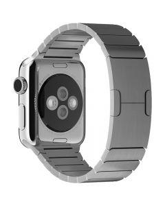 สายนาฬิกา (38 มม., Link Bracelet Loop, สีเงิน)