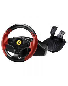 คอนโทรลเลอร์ (สีดำ,แดง) รุ่น Ferrari Legend