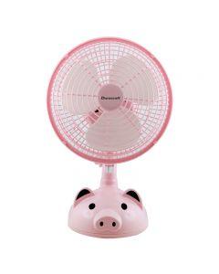 """Duracraft Table Fan (8"""") PIGGY"""