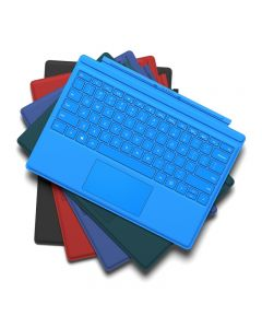 คีย์บอร์ดเคส (สีฟ้า) รุ่น QC7-00069