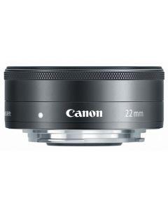 LENS CANON EF-M22MM F/2 STM(BK)