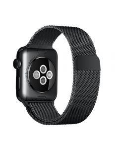 สายนาฬิกา (38 มม., สี Space Black)