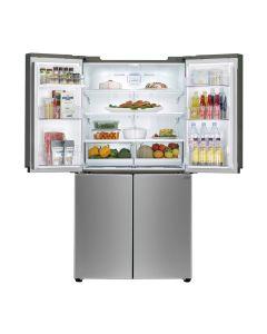 ตู้เย็น 4 ประตู (23.8 คิว, สีเงิน) รุ่น GR-B24FWSHL
