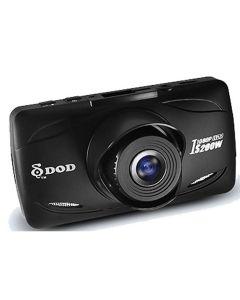 กล้องติดรถยนต์ (สีดำ) รุ่น IS200W