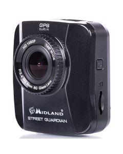 กล้องติดรถยนต์ (สีดำ) รุ่น C1174.01