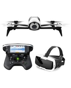 Drone BEBOP 2 FPV PF726253 WH With Sky Controller 2 and Cockpit Glasses