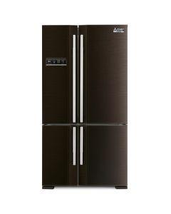 ตู้เย็น 4 ประตู (20.5 คิว, สีบราวน์เวฟไลน์) รุ่น MR-L65EK
