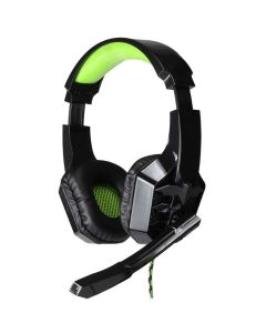 หูฟังเกมมิ่ง (สีดำ) รุ่น GH701