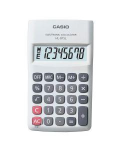 CALCULATOR DESK-TOP CASIO HL-815L-WE