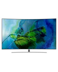 TV 4K UHD QLED (55,Smart,Curved) รุ่น QA55Q8CAMKXXT