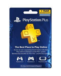 บัตรสมาชิก PlayStation Plus 1 ปี