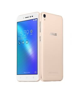 สมาร์ทโฟน ขนาดหน้าจอ 5 นิ้ว สี GOLD รุ่น ZENFONE LIVE GOLD ZB501KL-4G010A
