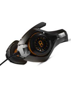 หูฟังเกมมิ่ง (สีดำ) รุ่น GH301