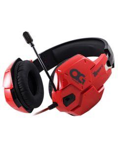 หูฟังเกมมิ่ง (สีแดง) รุ่น GH500