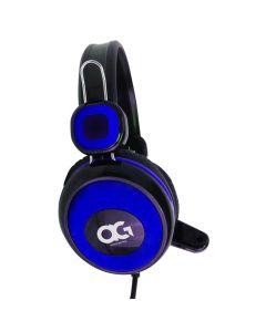 หูฟังเกมมิ่ง (สีน้ำเงิน) รุ่น GH200