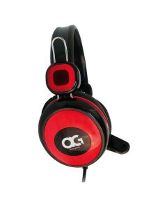 หูฟังเกมมิ่ง (สีแดง) รุ่น GH200