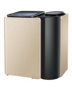 เครื่องซักผ้าฝาบน DUO (7.5/2.5 กก.) รุ่น HWM100-2501TWD